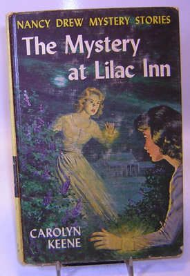 1941 Photos PC Nancy Drew The Mystery at Lilac Inn - Picture Cover