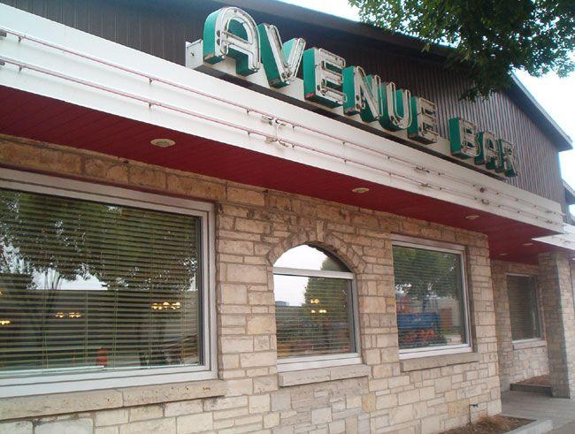 The Avenue Bar Madison Wi Madison Bars Nightclubs Avenue