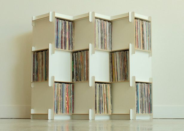 This Modular Unit Might Challenge Ikea S Dominance In The Vinyl Shelving Market