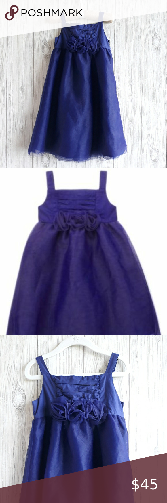 Janie And Jack Enchanted Garden Tulle Dress 4t Janie And Jack Girls Enchanted Garden Purple Tulle Rosette Dress Size 4t Mix Tulle Dress 4t Dress Kids Dresses [ 1740 x 580 Pixel ]