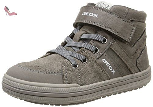Geox J54A4D05422C1006 Chaussures, grey, taille 30