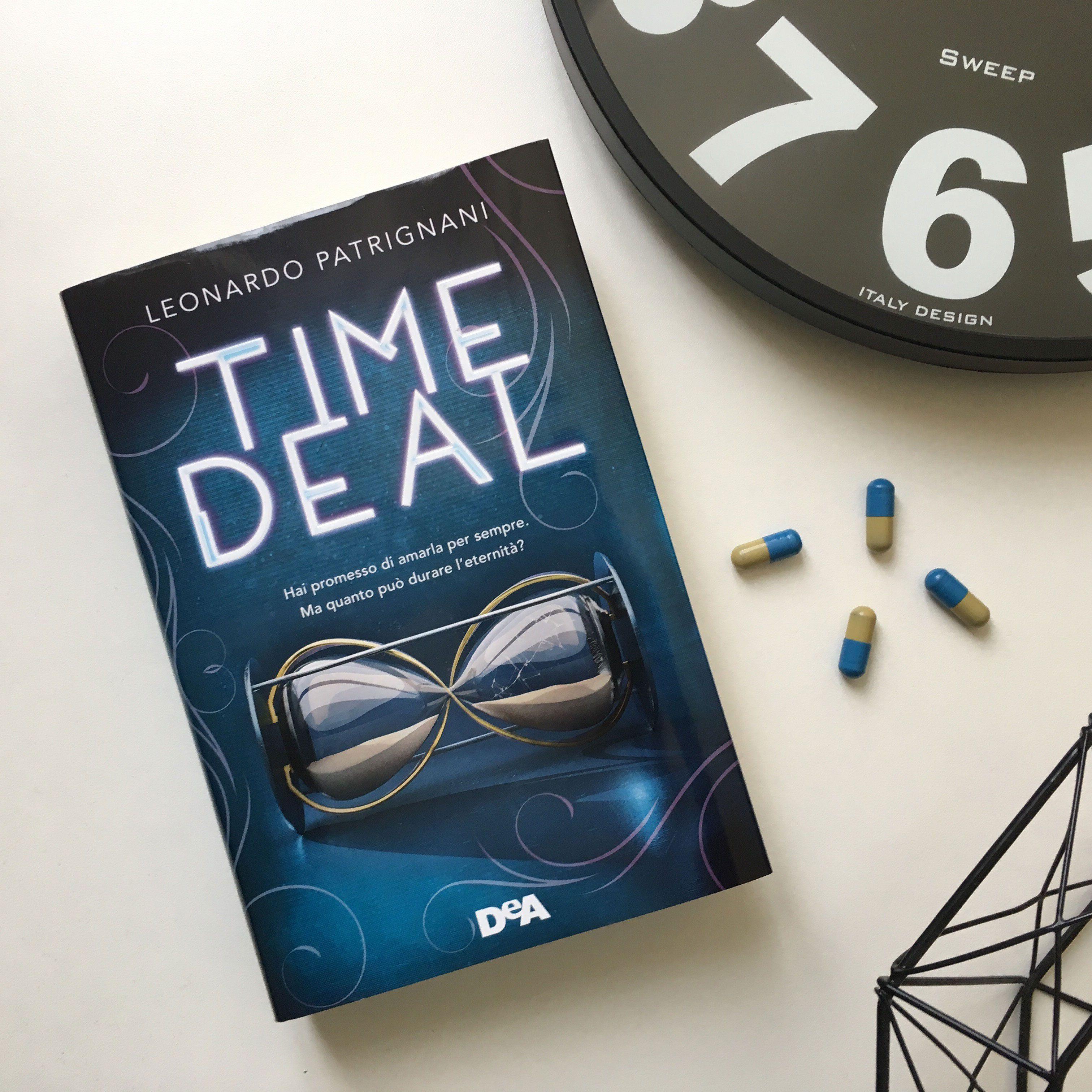 """Recensione • """"Time deal"""" di Leonardo Patrignani edito da DeA Planeta Libri"""