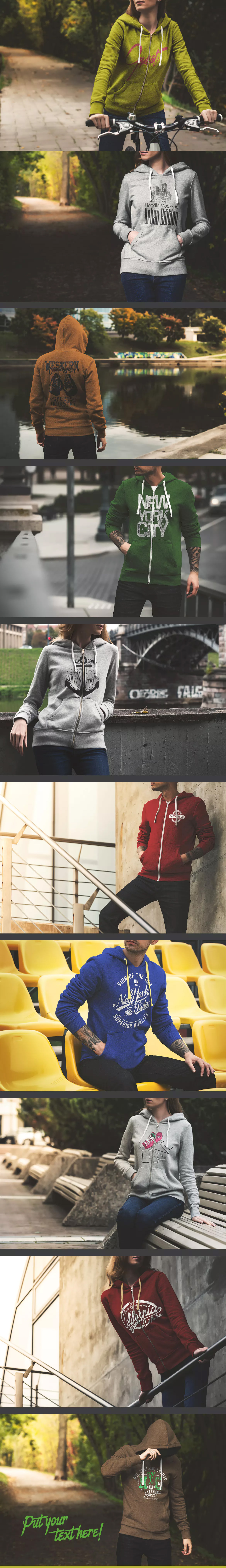 Download Hoodie Mock Up Urban Edition By Genetic96 On Envato Elements Envato Mockup Elements