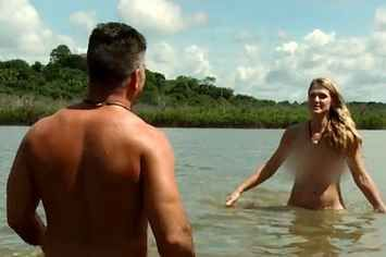 Naked and afraid shows ever thing think