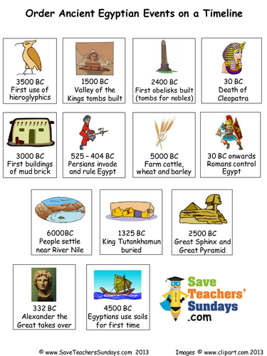 Ancient egypt timeline sorting activity google search temples ancient egypt timeline sorting activity google search thecheapjerseys Choice Image