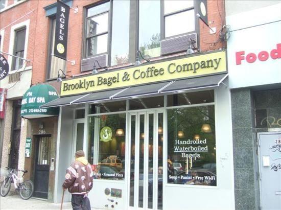 Brooklyn Bagel Coffee Company Coffee Company Best Bagels Vegan Friendly Restaurants