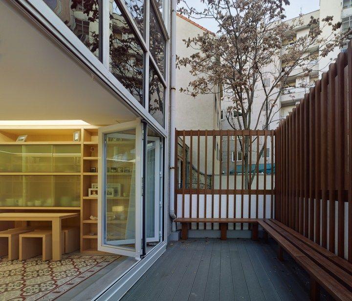 Post: Reforma de piso con terraza en Ourense --> decoración interiores, diseño interiores, estilo nórdico, muebles a medida, muebles de diseño, muebles giratorios, muebles mecano, Reforma de piso con terraza en Ourense, reformas galicia