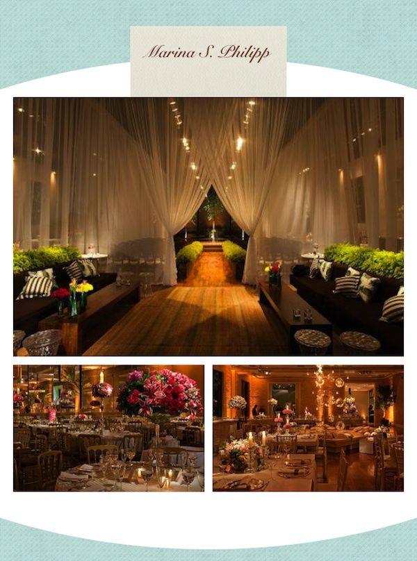 Marina Schroeder Philipp - MSP Decoração  http://zankyou.terra.com.br/p/inspiracao-para-a-decoracao-do-seu-casamento-top-decoradores-de-sao-paulo-67031