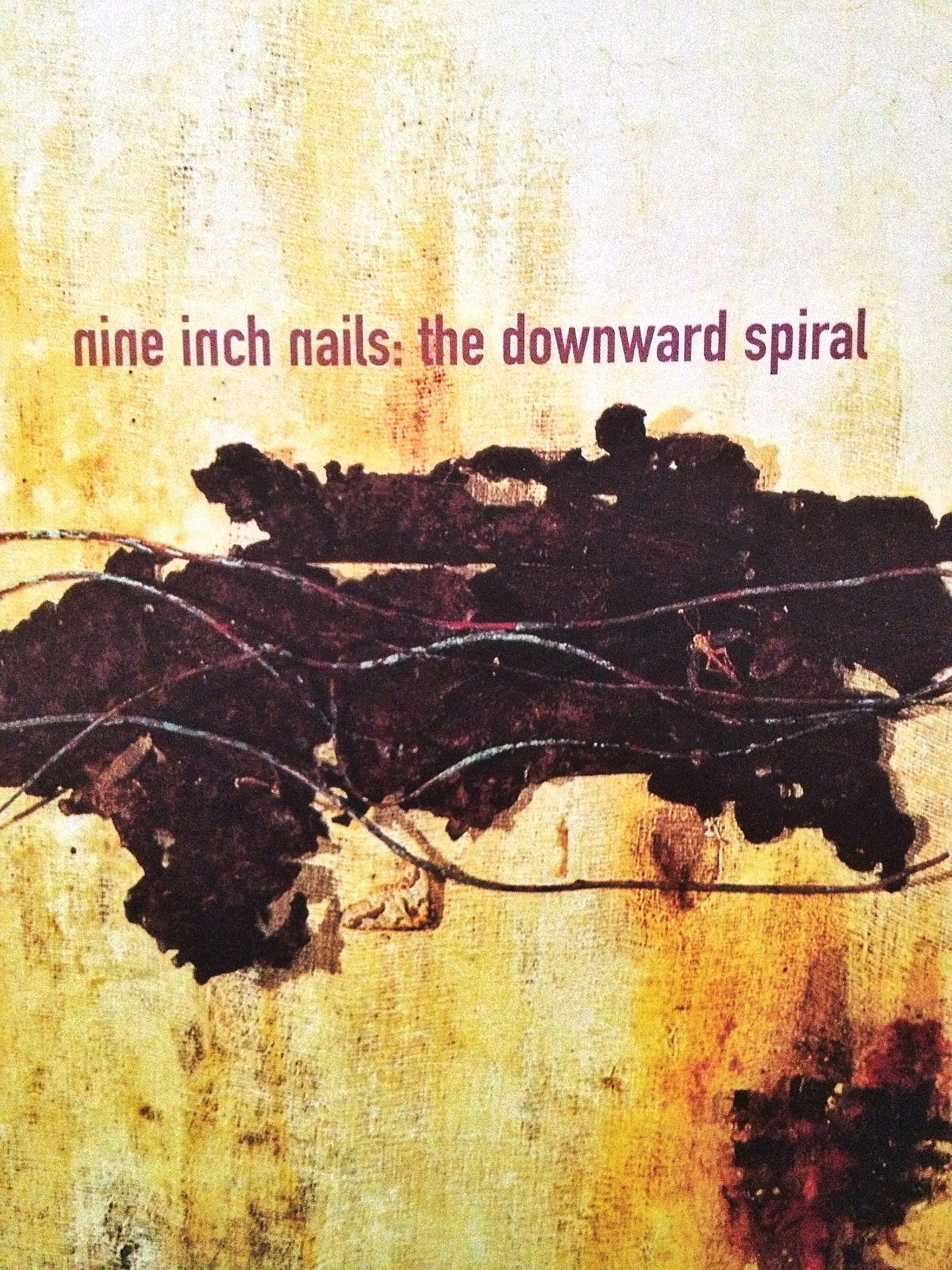 Nine Inch Nails - The Downward Spiral (LP) | Favorite bands ...