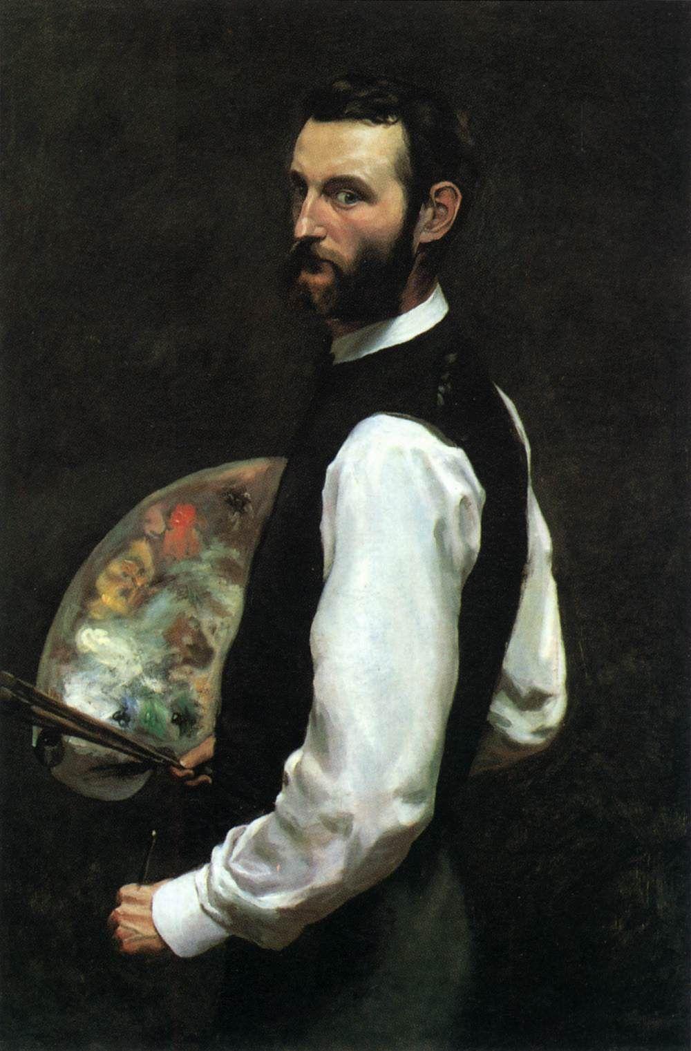 Jean Frédéric Bazille (December 6, 1841 November 28