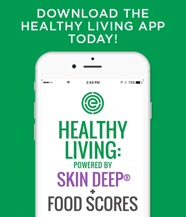 Download App Ewg, Ewg skin deep, Healthy living app