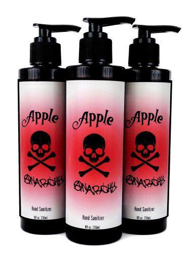 10 Apple Anarchy Hand Sanitizer (8 oz)