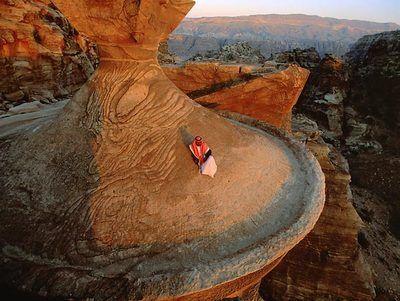 Petra Jordan, incredible picture #jordan #travel