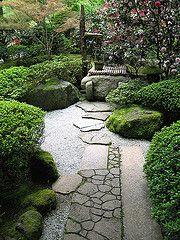 Japanese (garden) path