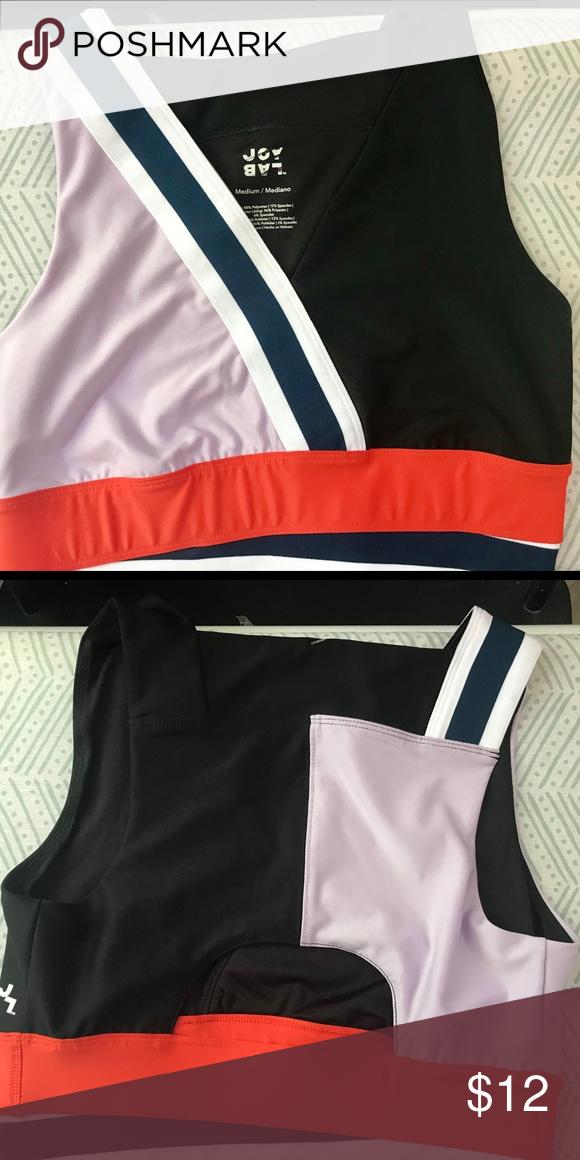 327efc910d Joy Lab Sports Bra M NEW Great support and style with Joy Lab Sports bra.  Size Medium brand new without tags. Joy Lab Intimates   Sleepwear Bras