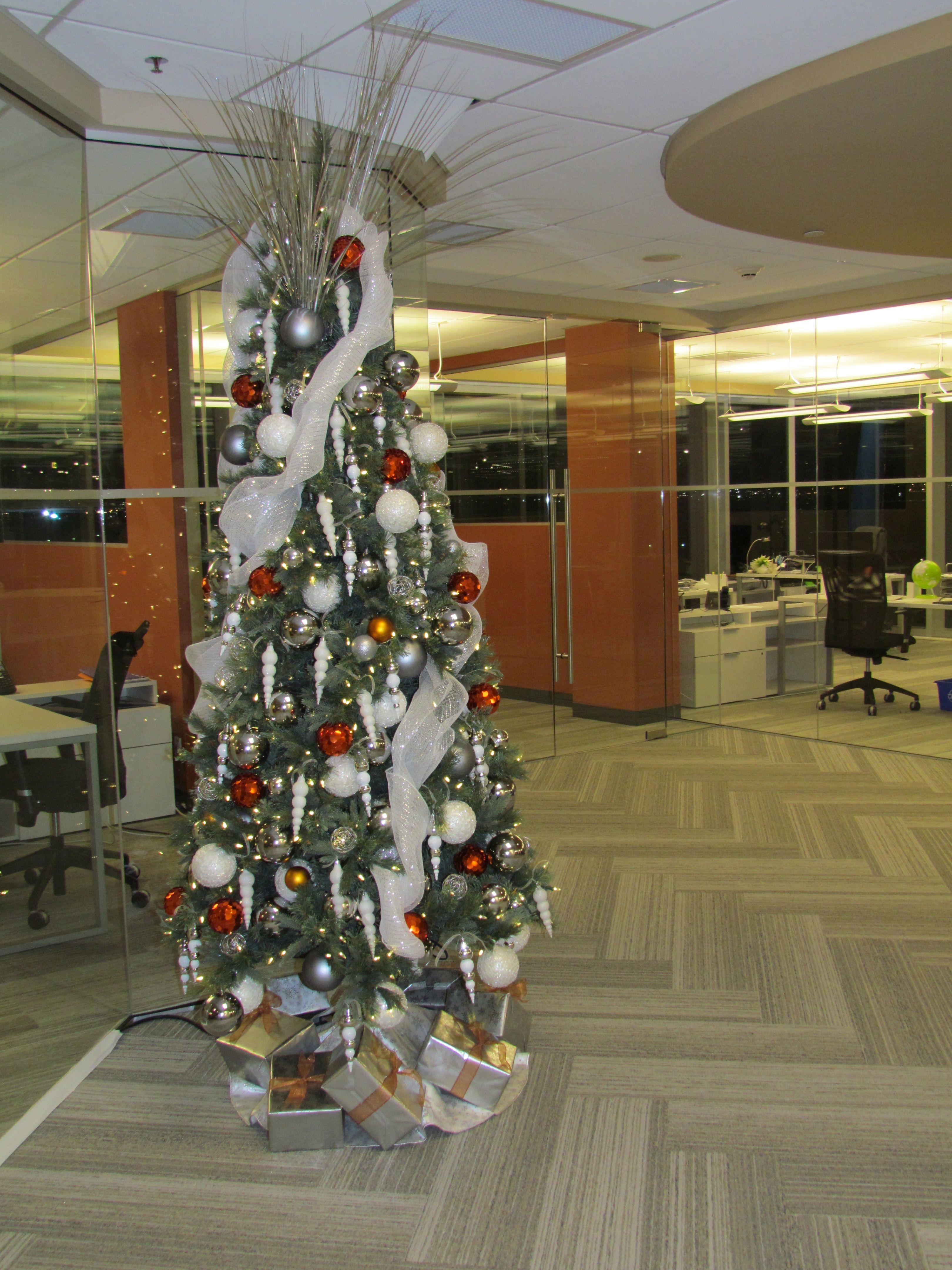 office holiday decor. Custom Office Holiday Decor N