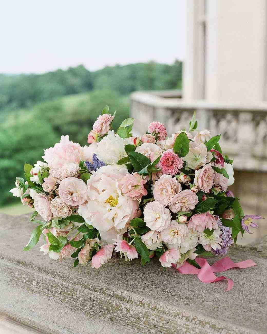 The Prettiest Pink Wedding Bouquets Wedding Bouquets Wedding