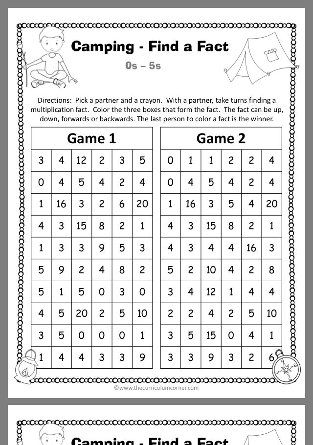 Pin by Jac Vella on Multiplication Words, Word search