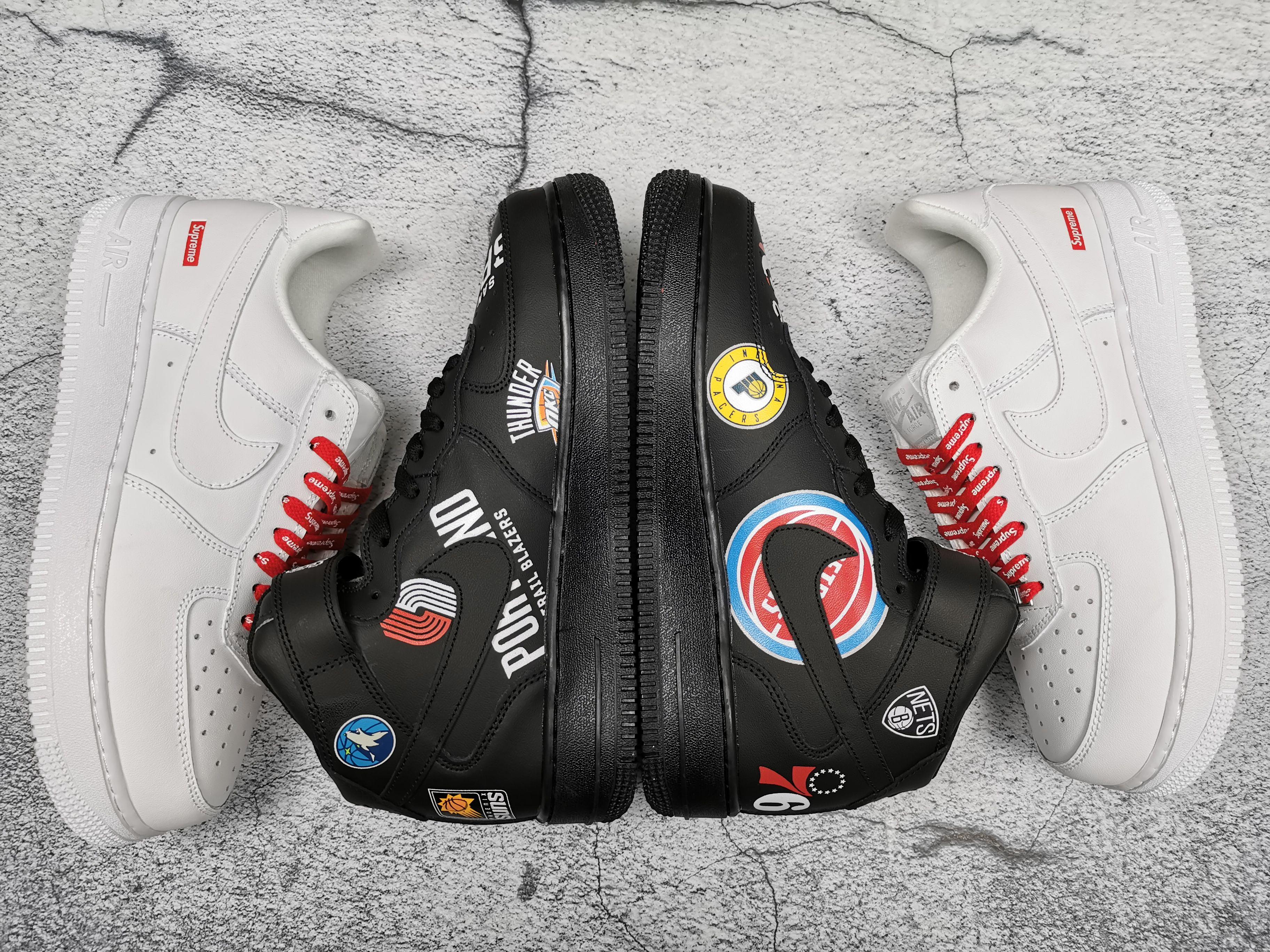 Nike Air Force 1 MIN'07 / SUPREME voor