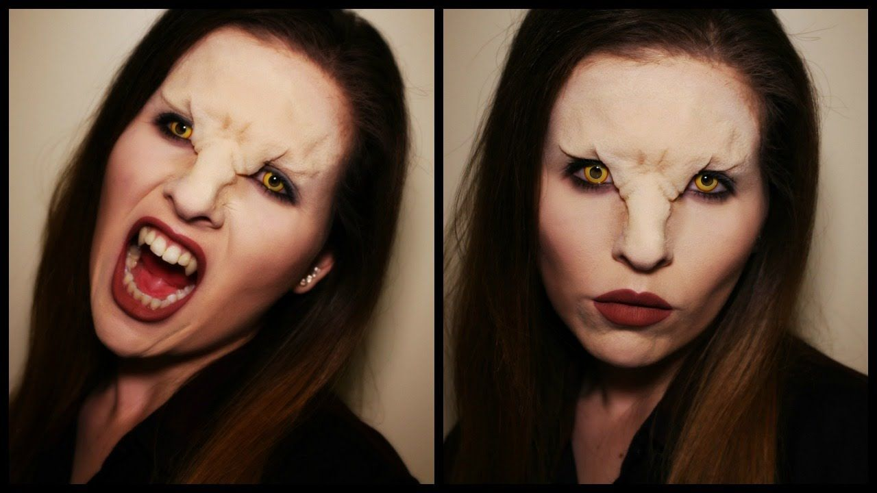 Vampire sfx makeup tutorial buffy the vampire slayer inspired vampire sfx makeup tutorial buffy the vampire slayer inspired grin a baditri Image collections