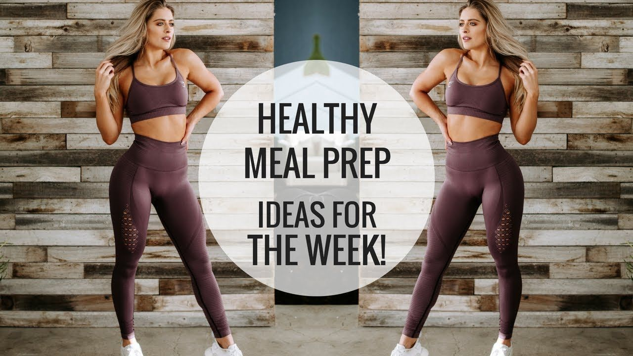 c6b957c8cd4140 EASY & QUICK Meal Prep Recipes - YouTube At Home Workout Plan, At Home