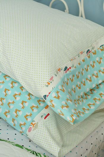 Fabric Com Blog Pillow Cases Tutorials Sewing Projects Sewing