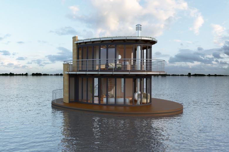 kaffeer ster tchibo lockt seine kunden aufs hausboot floating homes pinterest. Black Bedroom Furniture Sets. Home Design Ideas