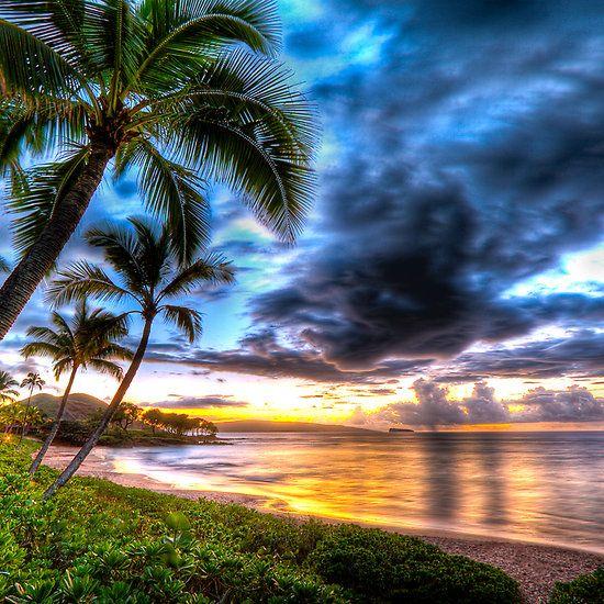 Maluaka Calm at Prince Beach, Maui