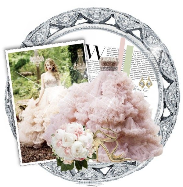 """""""Wedding Day"""" by lovesunshiine ❤ liked on Polyvore"""