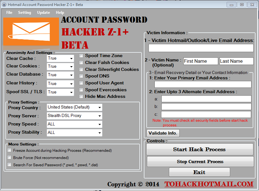 Gmail Account Password Scraper A Download For Free Hack Password Hack Facebook Passwords