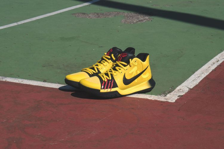 175a057a993 Nike Kyrie 3 Bruce Lee Mamba Mentality    Restock Alert