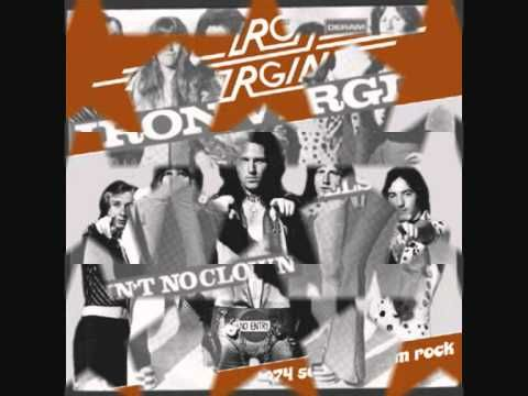 Iron Virgin - Teenage Love Affair