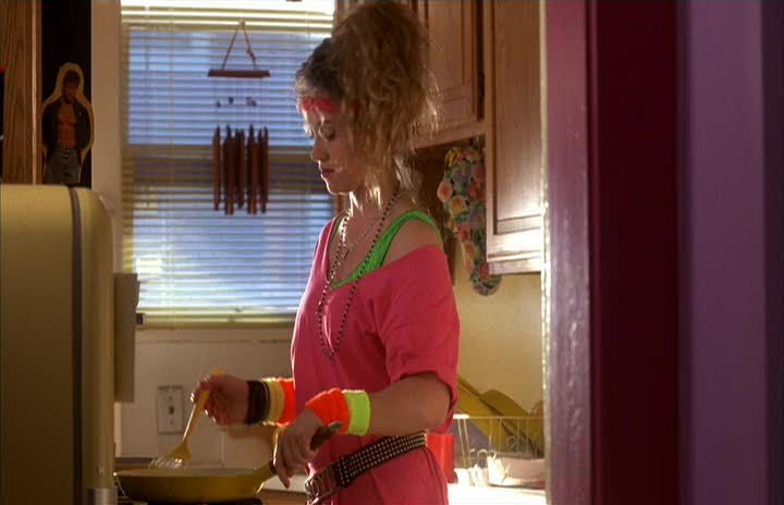 Love This 80s Outfit Holly Sullivan From The Wedding Singer