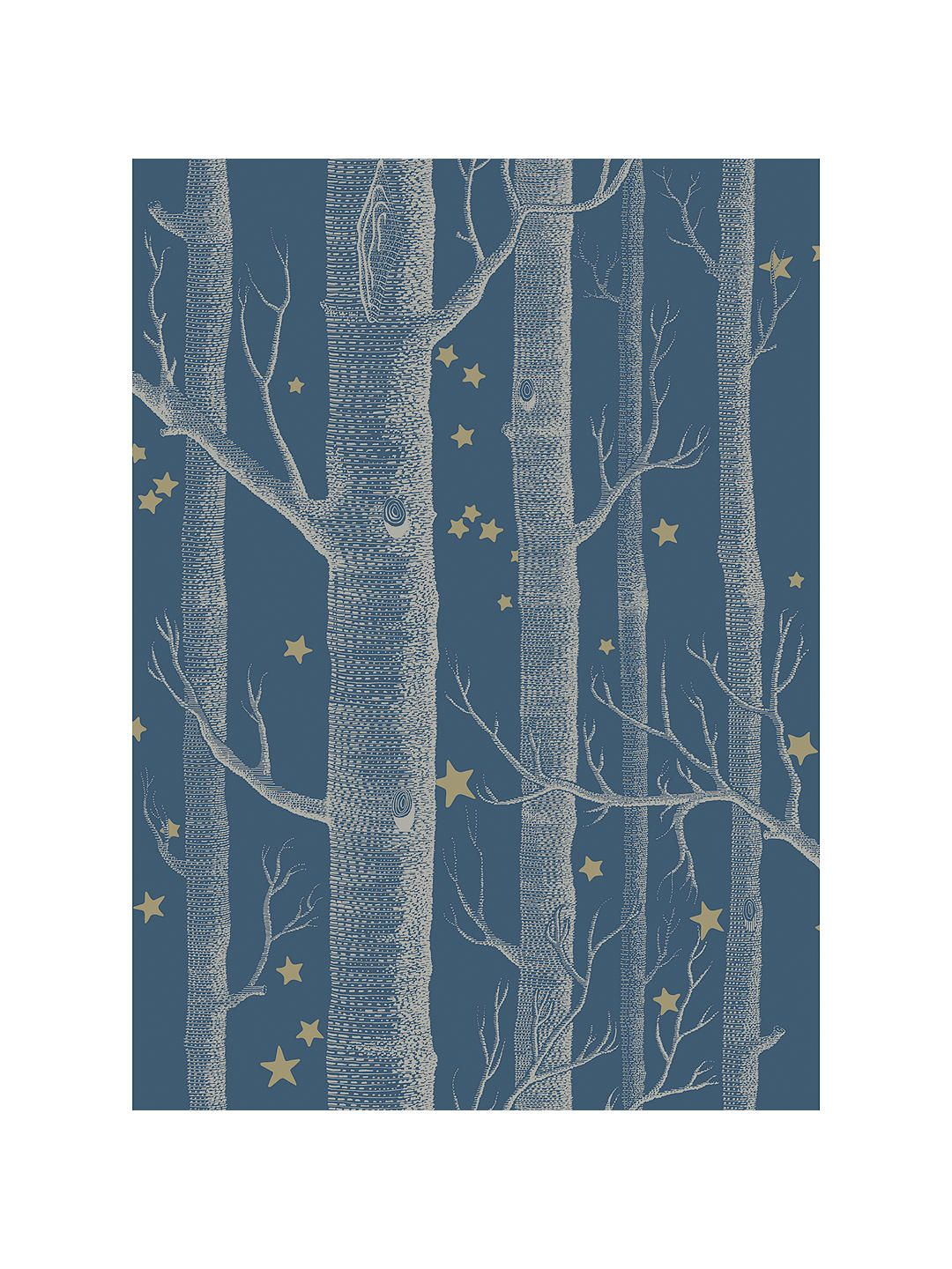 Cole & Son Woods & Stars Wallpaper, 103/11052 (With images