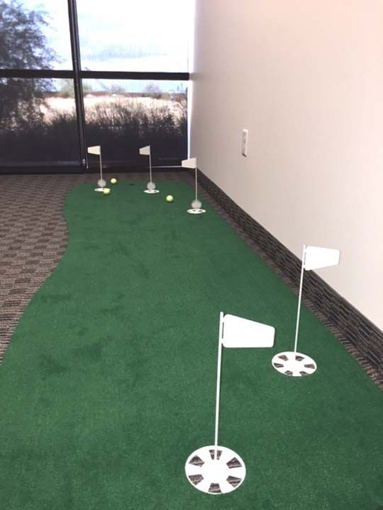 Indoor Putting Green Can Be A Nice