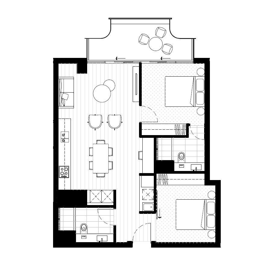 Arthur Apartments Melbourne - Luxury 1
