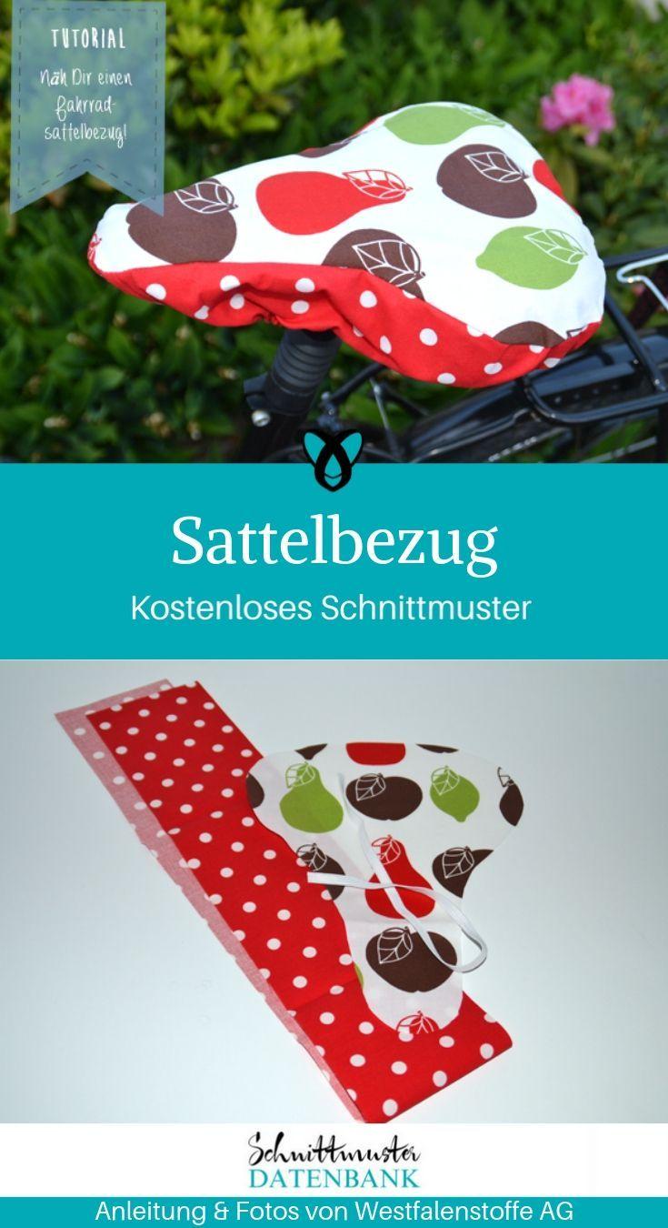 Sattelbezug Fahrrad #embroiderypatternsbeginner