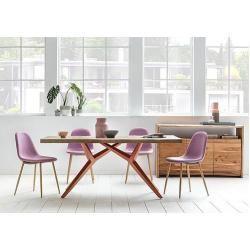 modern furniture Sit Esstisch Tables mit elegantem Metallgestell Sit Mbelsit Mbel