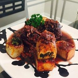 Braised Oxtails in Red Wine Sauce - Allrecipes.com