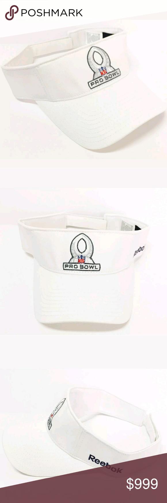 🆕 NFL Pro Bowl 2011 Trophy Visor Hat Cap NFL PRO BOWL 2011 Trophy ... 36afe36ab