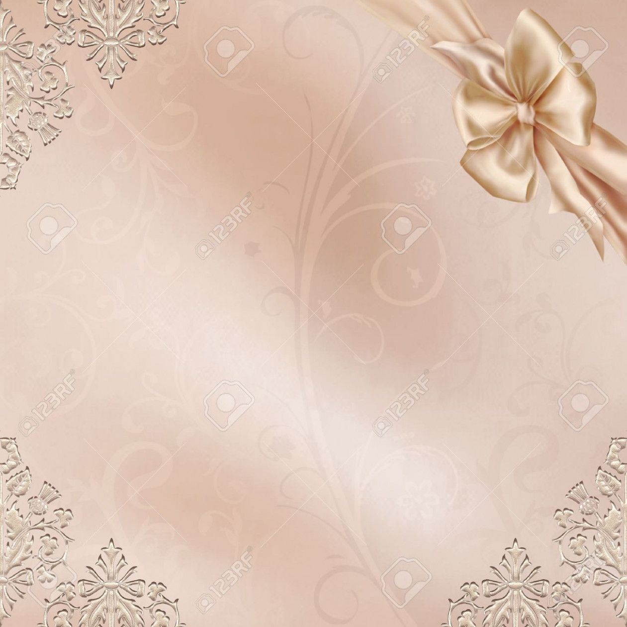 Wedding Card Background Invitation Ideas Dengan Gambar