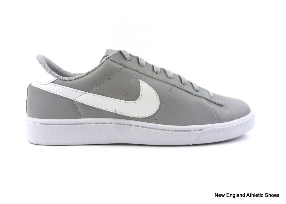 Nike Men S Tennis Classic Cs Casual Shoes Sneakers Trainers Wolf Grey White Sneakers Casual Shoe Sneakers Sneakers Men