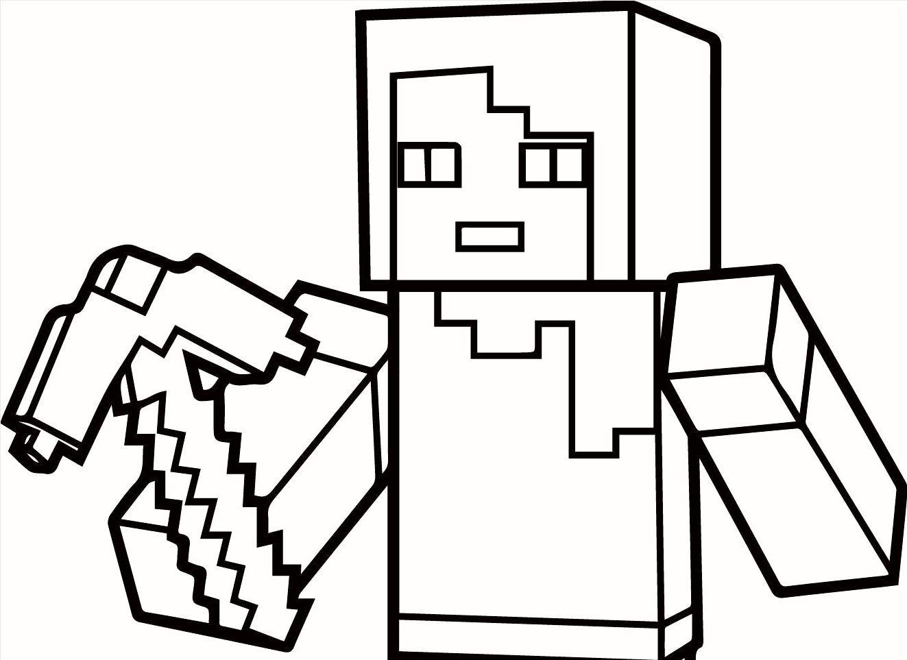 Minecraft Zum Ausdrucken Malvorlagen 29834 E1550718920352 Malvorlagen Ausmalbilder Ausmalen