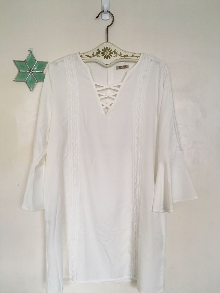 a0694e10335 white beach dress  fashion  clothing  shoes  accessories  womensclothing   dresses (ebay link)
