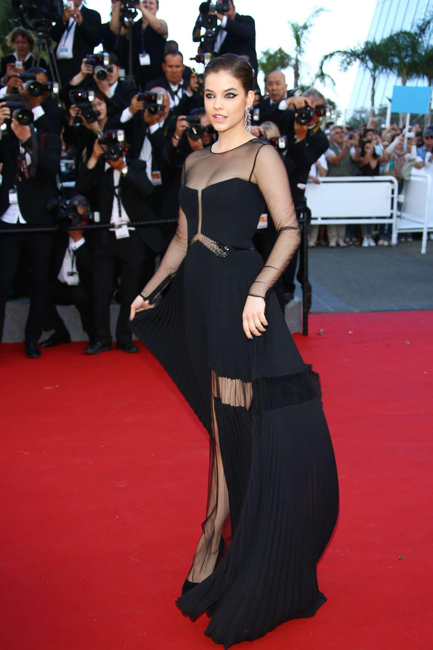 Barbara Palvin – 2015 Cannes Film Festival – 'Youth' Premiere
