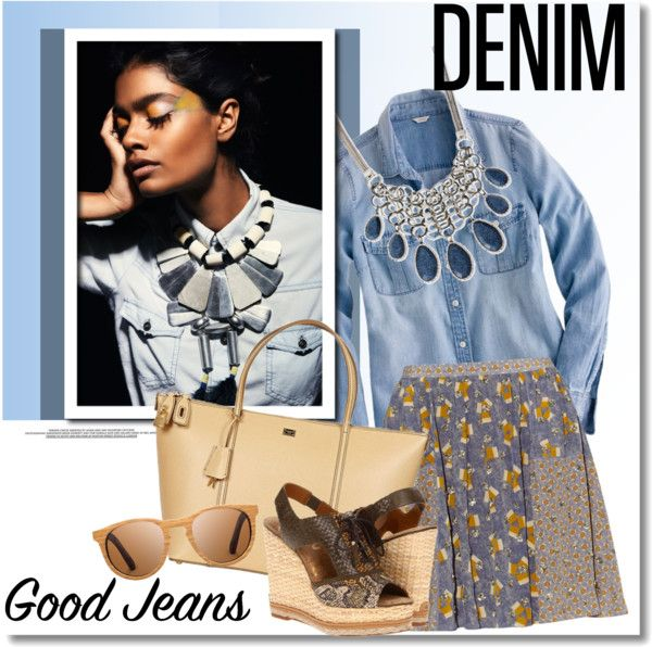 """""""Good jeans"""" by vkmd on Polyvore"""