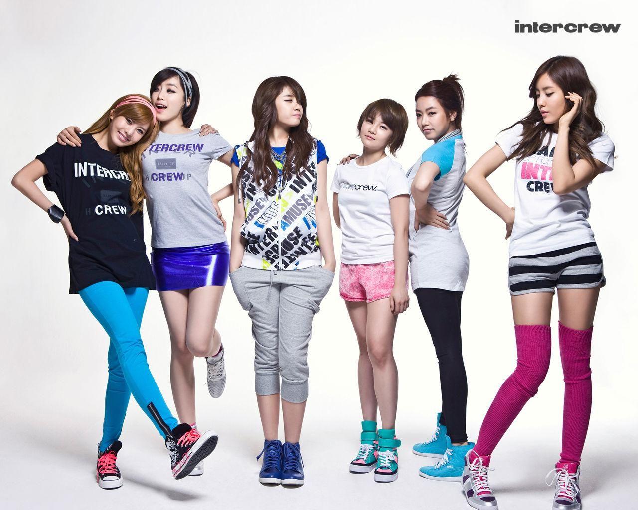 Hd wallpaper kpop - Best Korean Art Wallpaper T Ara For Intercrew Hd Wallpaper Download T