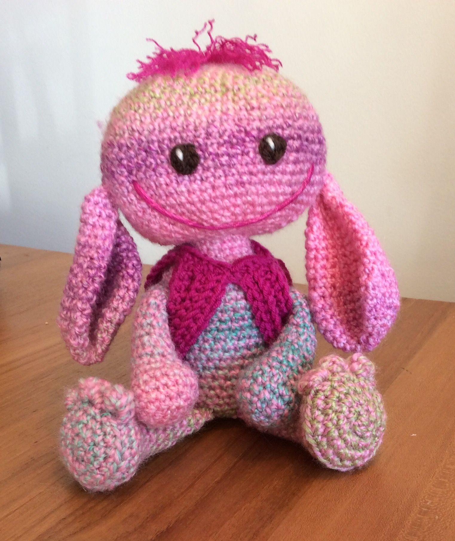 Konijntje Hangoor Knuffels Haken En Meer Crochet Amigurumi