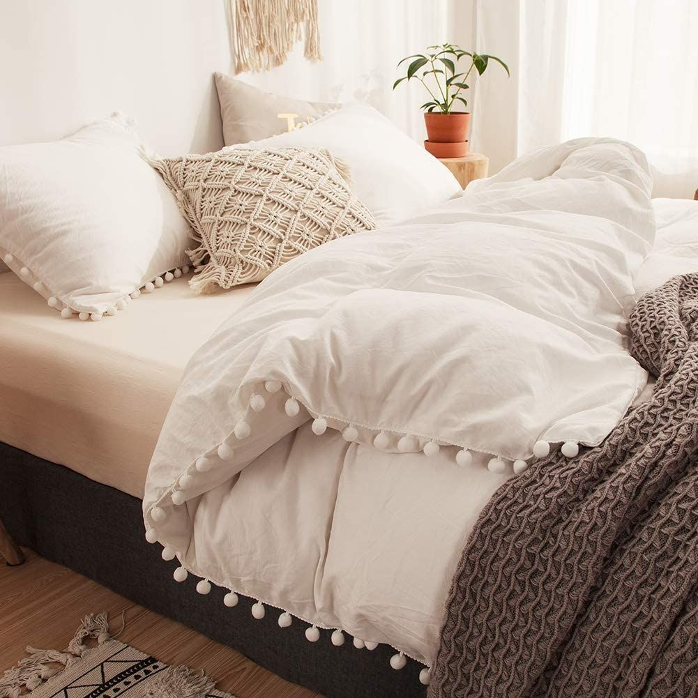 Farmhouse Duvet Covers Rustic Duvet Covers Farmhouse Goals In 2020 Rustic Duvet Cover King Size Bedding Sets King Size Duvet Covers