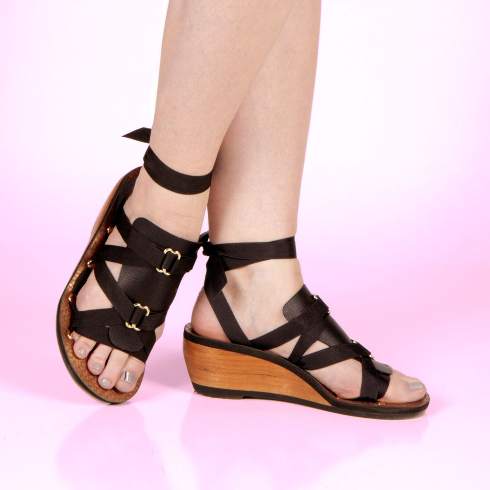 9b589fc23a1b Our vegan ribbon sandal accessories are the perfect way to add to your  favorite tie styles.